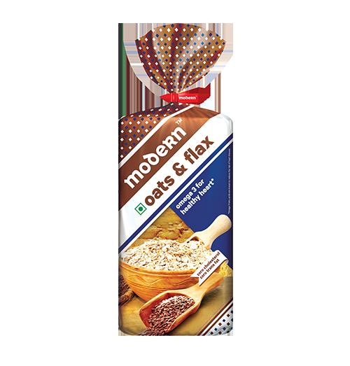 Oats & Flax Bread