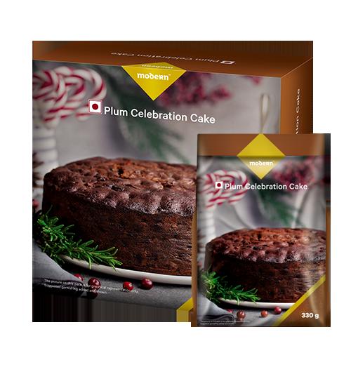 Plum Celebration Cake