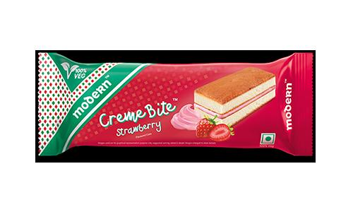 Strawberry Creme Bite