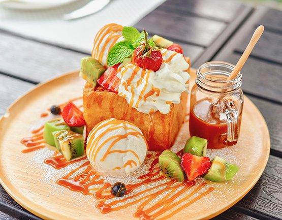 Fruity Ice cream