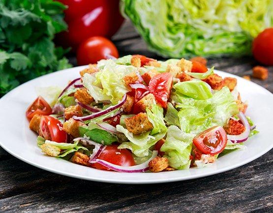 Healthy Bread Salad
