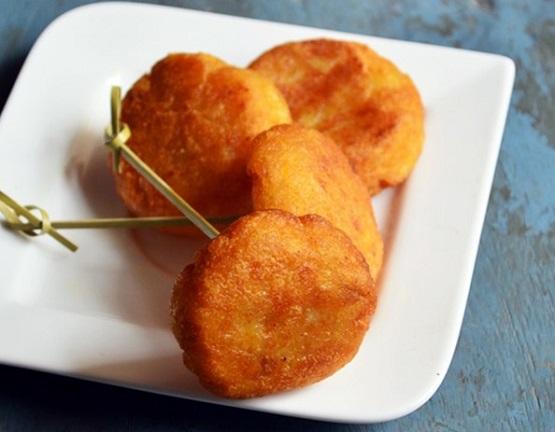 Bread Aaloo Tikki