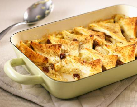 Bread Pudding Custard