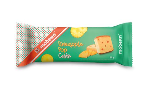 Pineapple Pop Cake