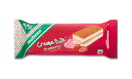 Strawberry Creme Bite