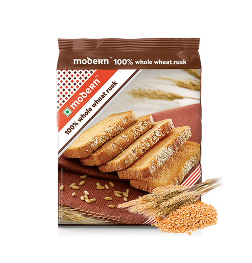 Modern Foods – India's most trusted Bread & Bakery brand