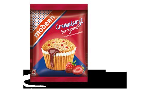 Cremeburst Berrypunch