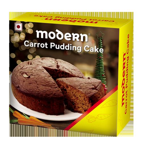 Carrot Pudding Cake
